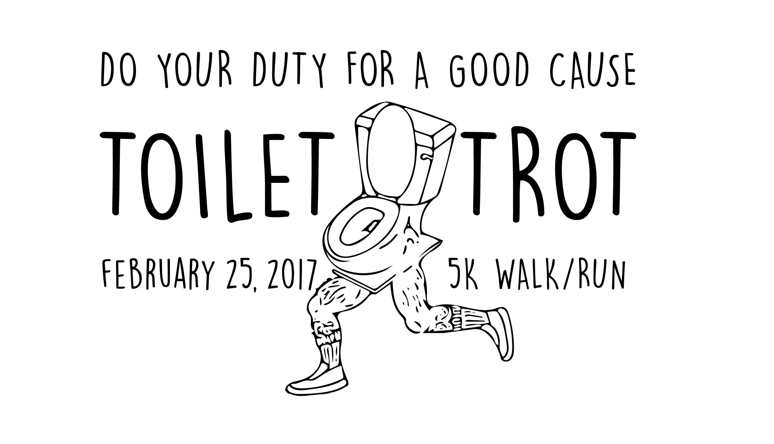 Toilet Trot | Do Your Duty for a Good Cause