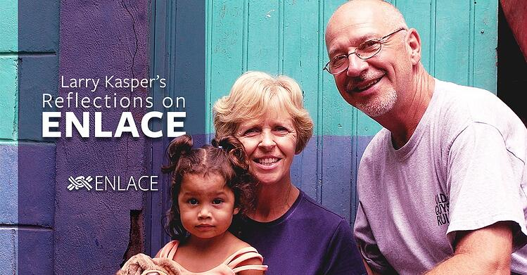 Caring for the whole person: Larry Kasper's reflections on Enlace