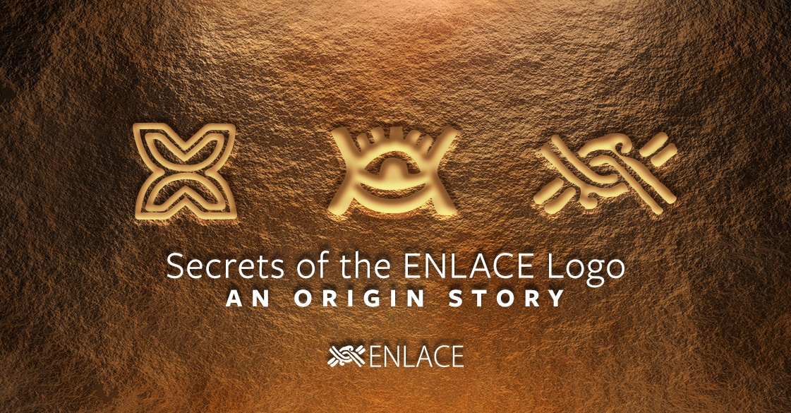 Secrets of the ENLACE Logo