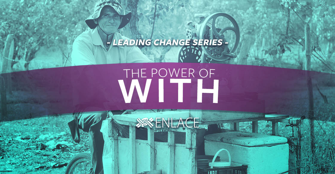 The Power of Leading with Change