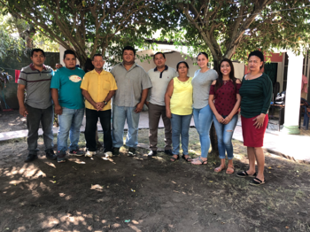 Church Leadership Group of Josue Church in Metalio