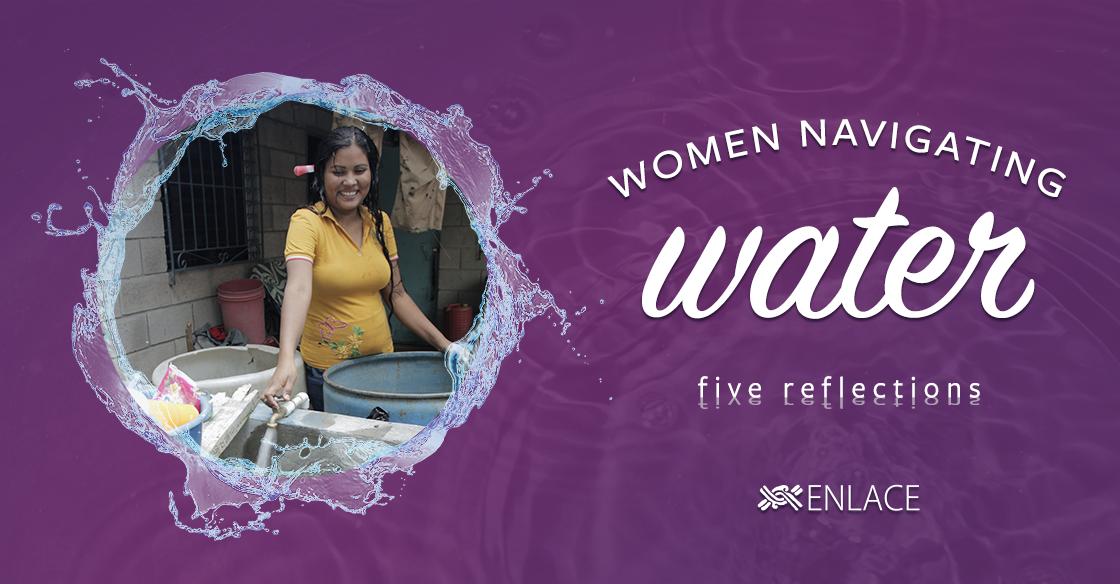 Women Navigating Water