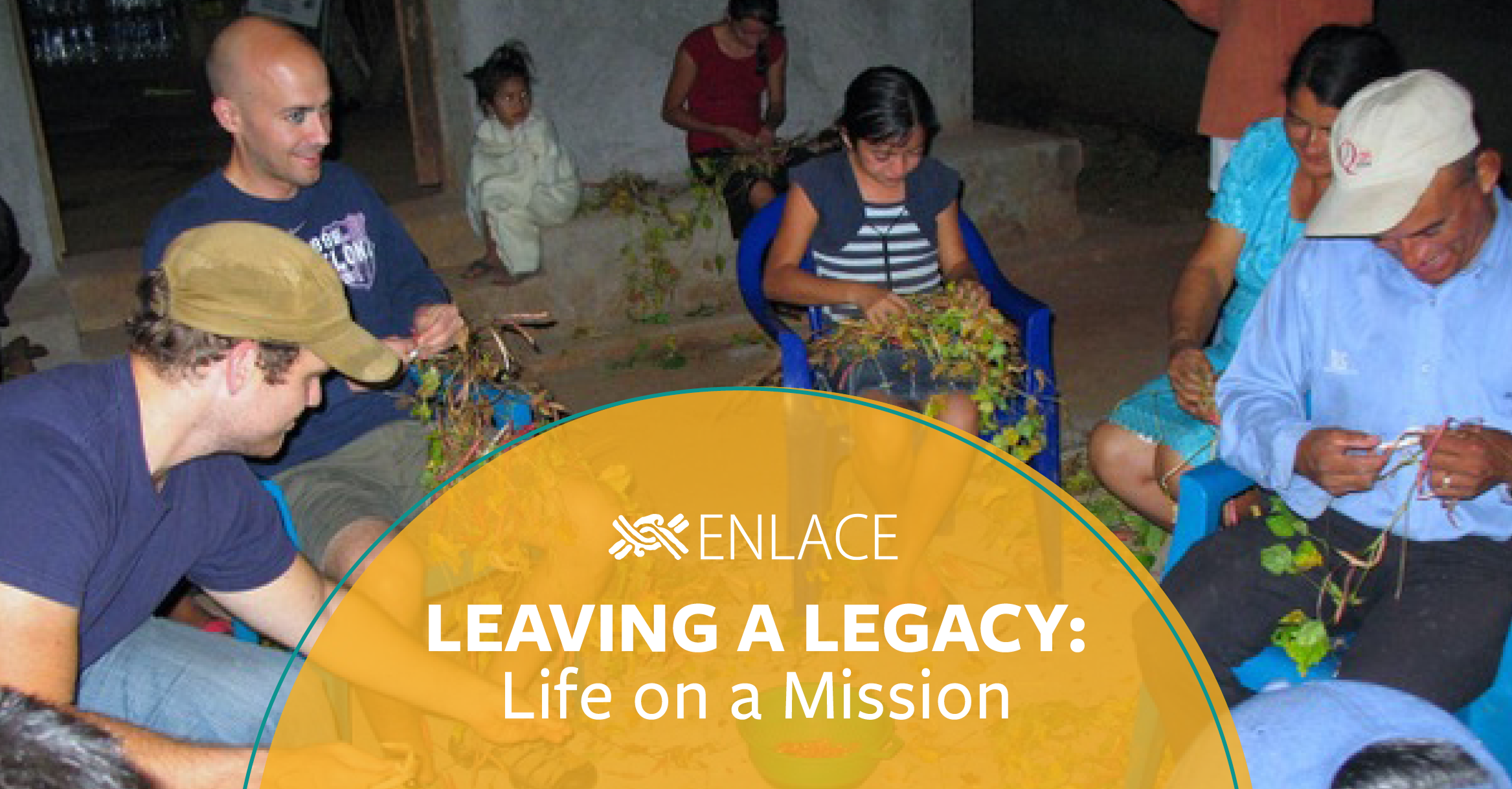 Leaving a Legacy: Life on a Mission