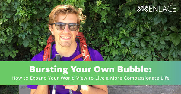 Bursting Your Own Bubble