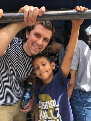 Packard Rozzi In El Salvador